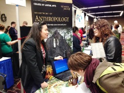 Annual Anthropology Association meetings/T. Lindsay