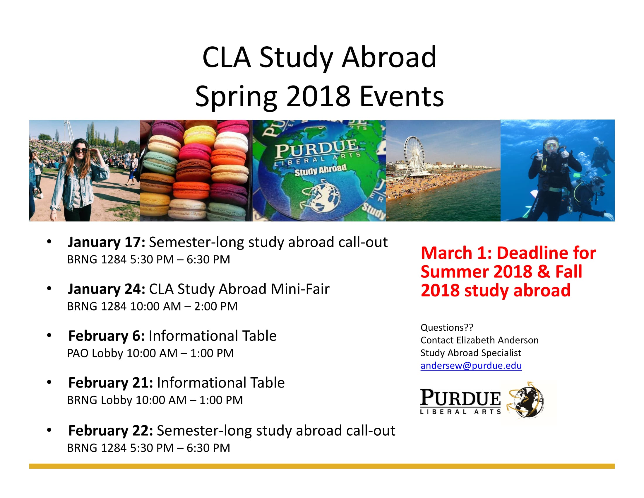Welcome to Agriculture Study Abroad