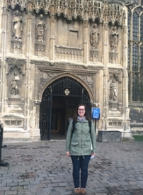 Erika Lake Study Abroad